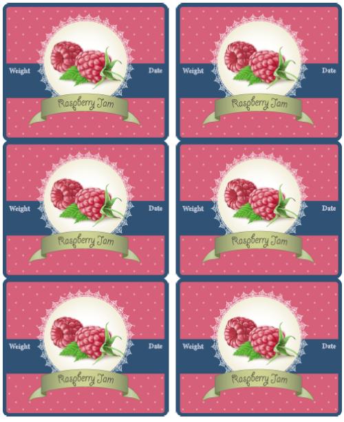 raspeberry jam
