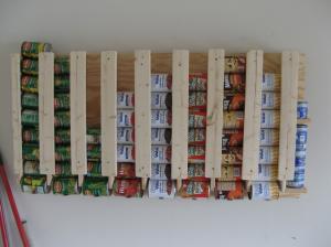 plans building storage shelves