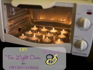 tea light oven