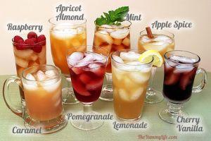 flavor teas